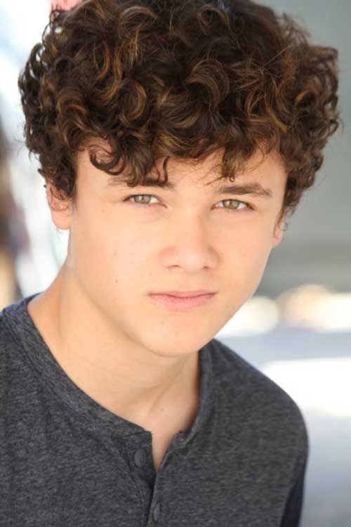 New Curly Haircuts For Guys Haircuts In 2018 Pinterest Curly