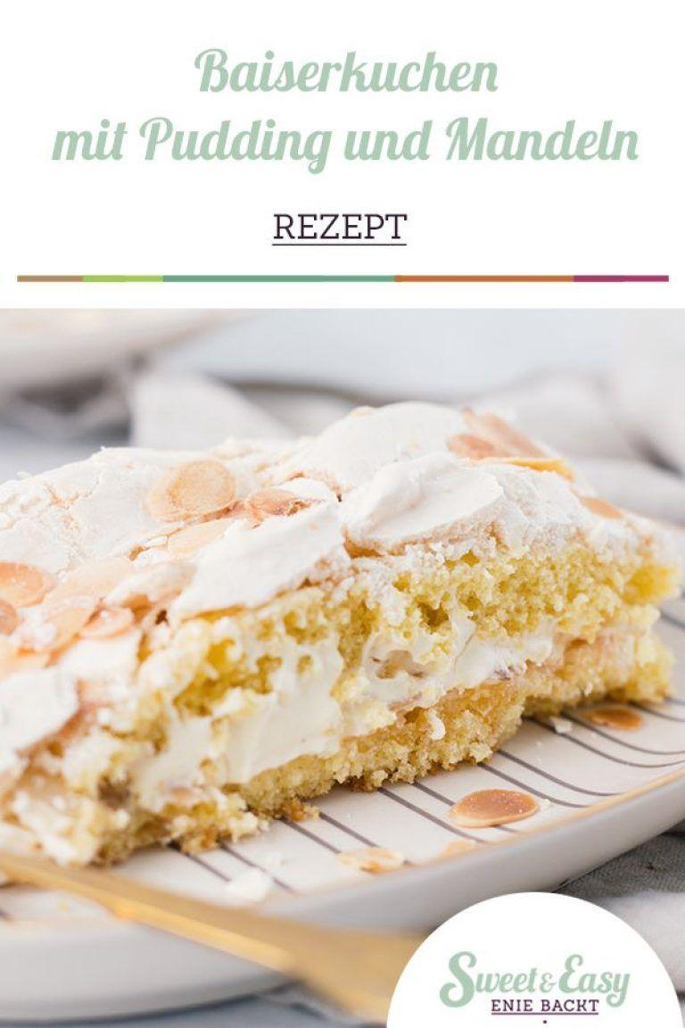 Kuchen Rezeptsuche Rezept Norwegischer Baiserkuchen Mit Pudding Und Mandeln Kvaefjordkake Kuchen Rezeptsuche Cake Recipes Cupcake Recipes Pudding Cake
