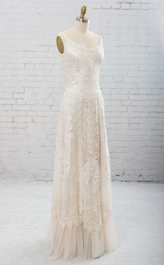 Victorian Wedding Dress Steampunk Wedding By MartinMcCreaCouture