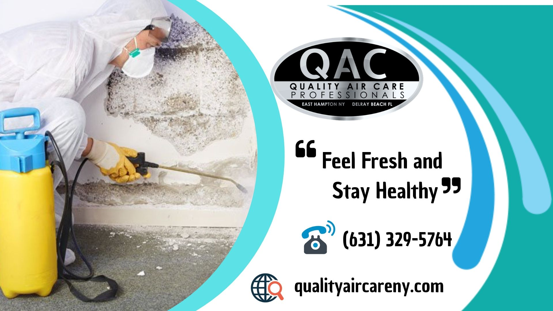 QUALITY AIR CARE is your professional East Hampton company