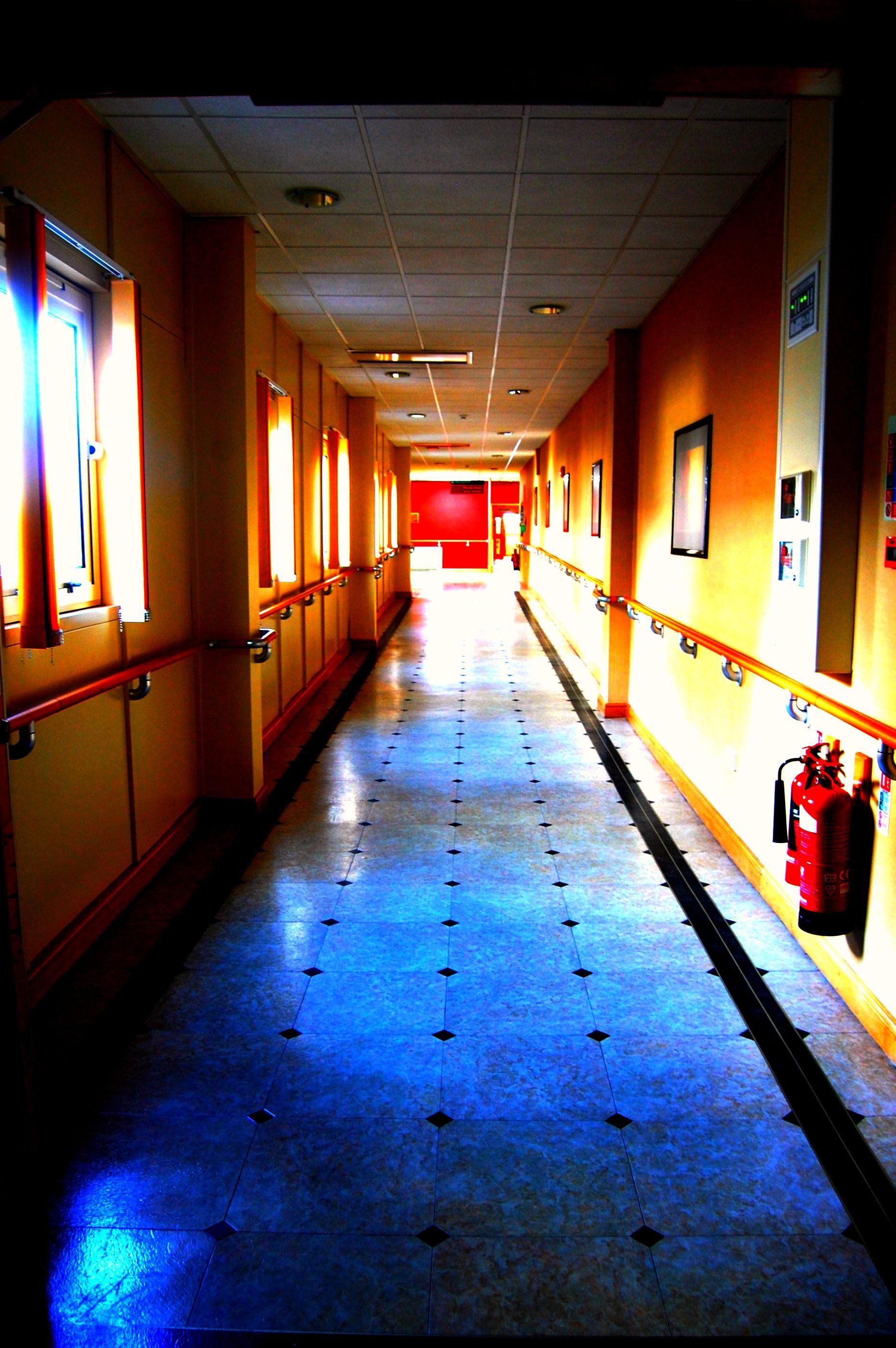 My Creation Of Catherine Yass Corridors Installations