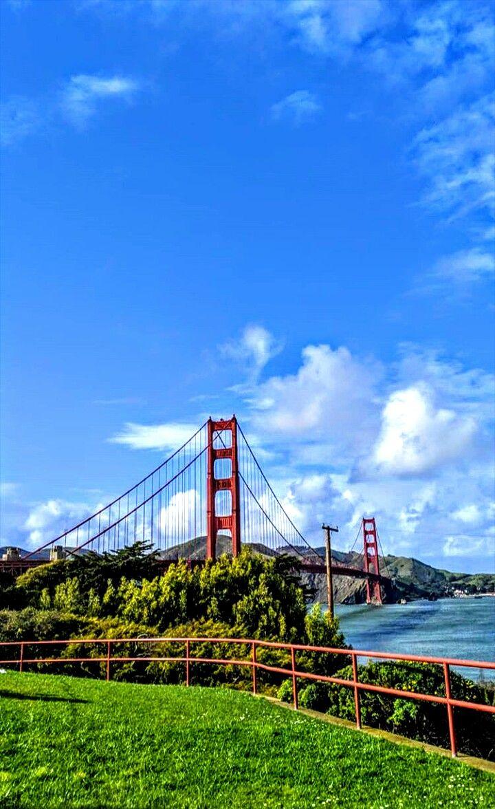 Beautiful 🌸🌸 Golden gate bridge, Golden gate, Travel