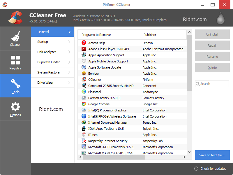 Pin on Download CCleaner 2015