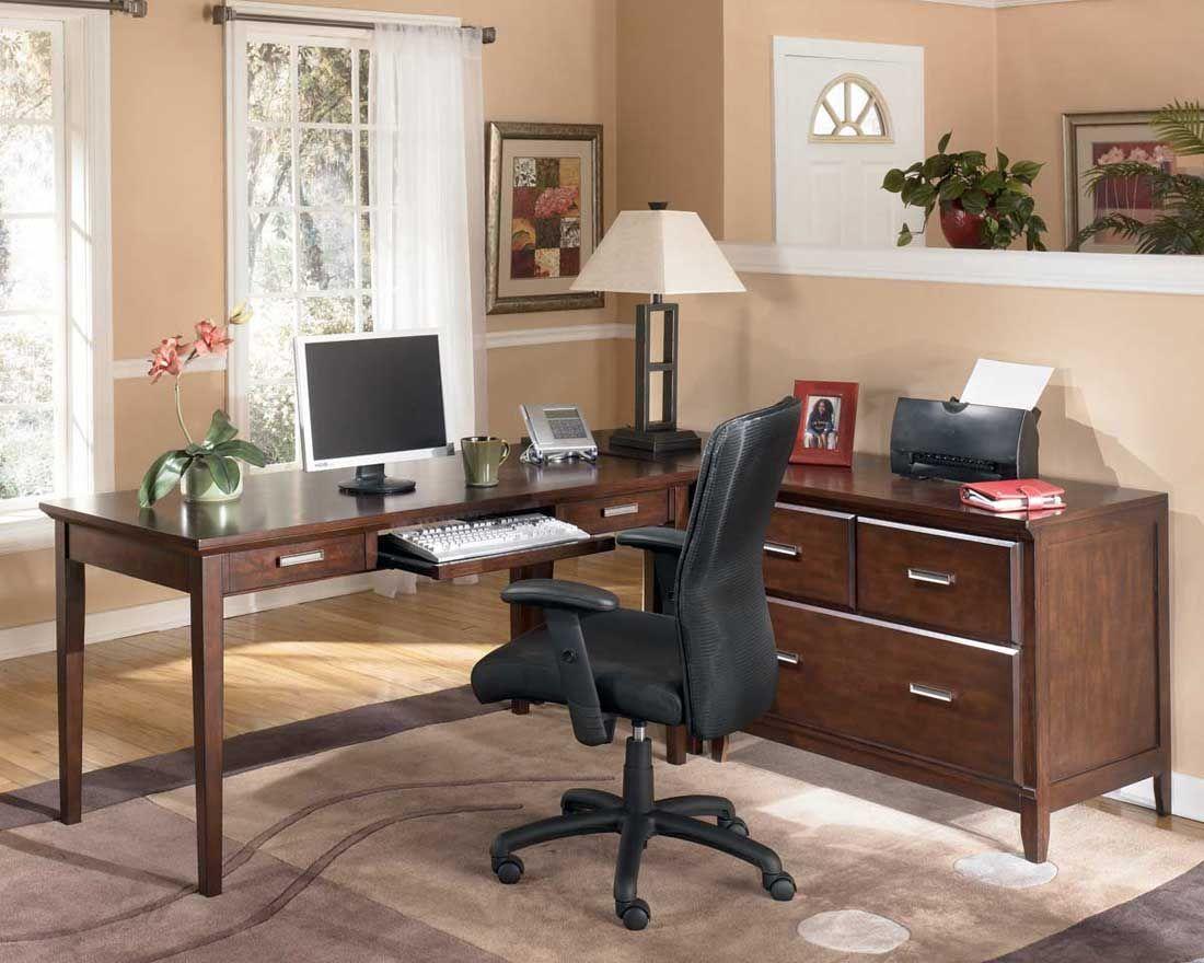 modular home office desk. Home Office Furniture U Desks | Birch Veneer Modular Collections Desk