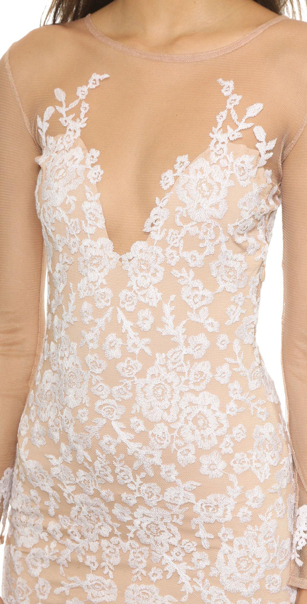 For Love & Lemons Luau Mini Dress | SHOPBOP