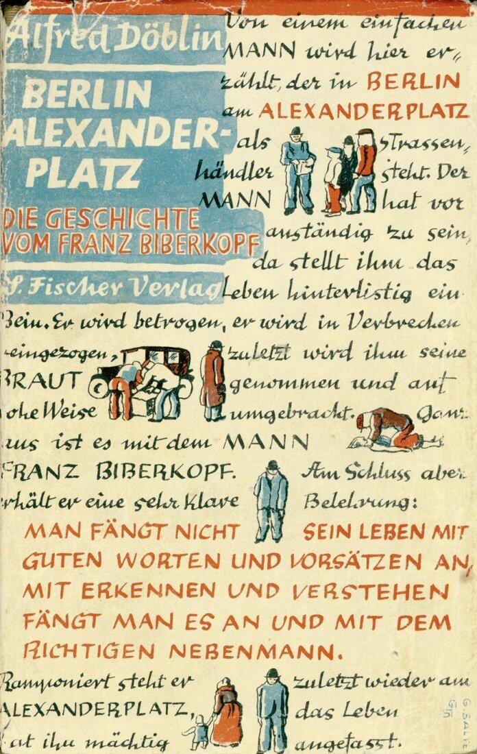 Prima Edizione Di Berlin Alexanderplatz Di Alfred Doblin Berlino 1929 Editore S Fischer Novels Berlin Book Lovers