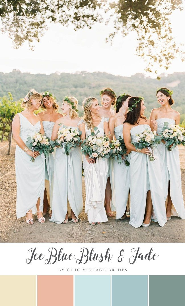 10 Beautiful Summer Wedding Colour Palettes Chic Vintage Brides Wedding Color Palette Summer Wedding Colors Summer Wedding Colors