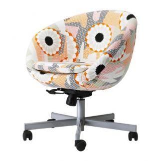 Se vende silla giratoria Ankarsvik multicolor, IKEA SEGUNDA MANO ...