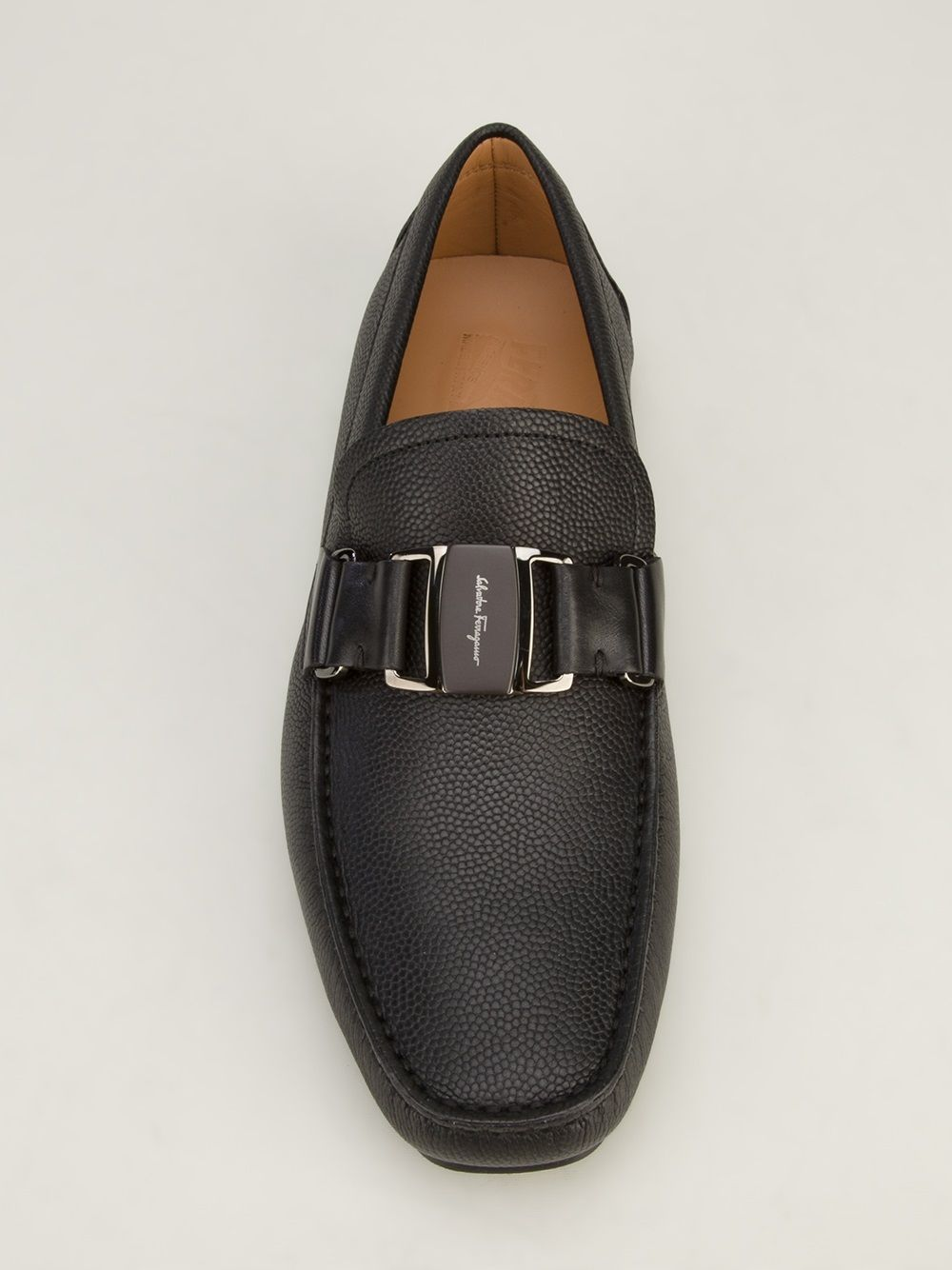 Salvatore Ferragamo Buckle Detail Loafer. Zapatos Mocasines 7a84bc995c9