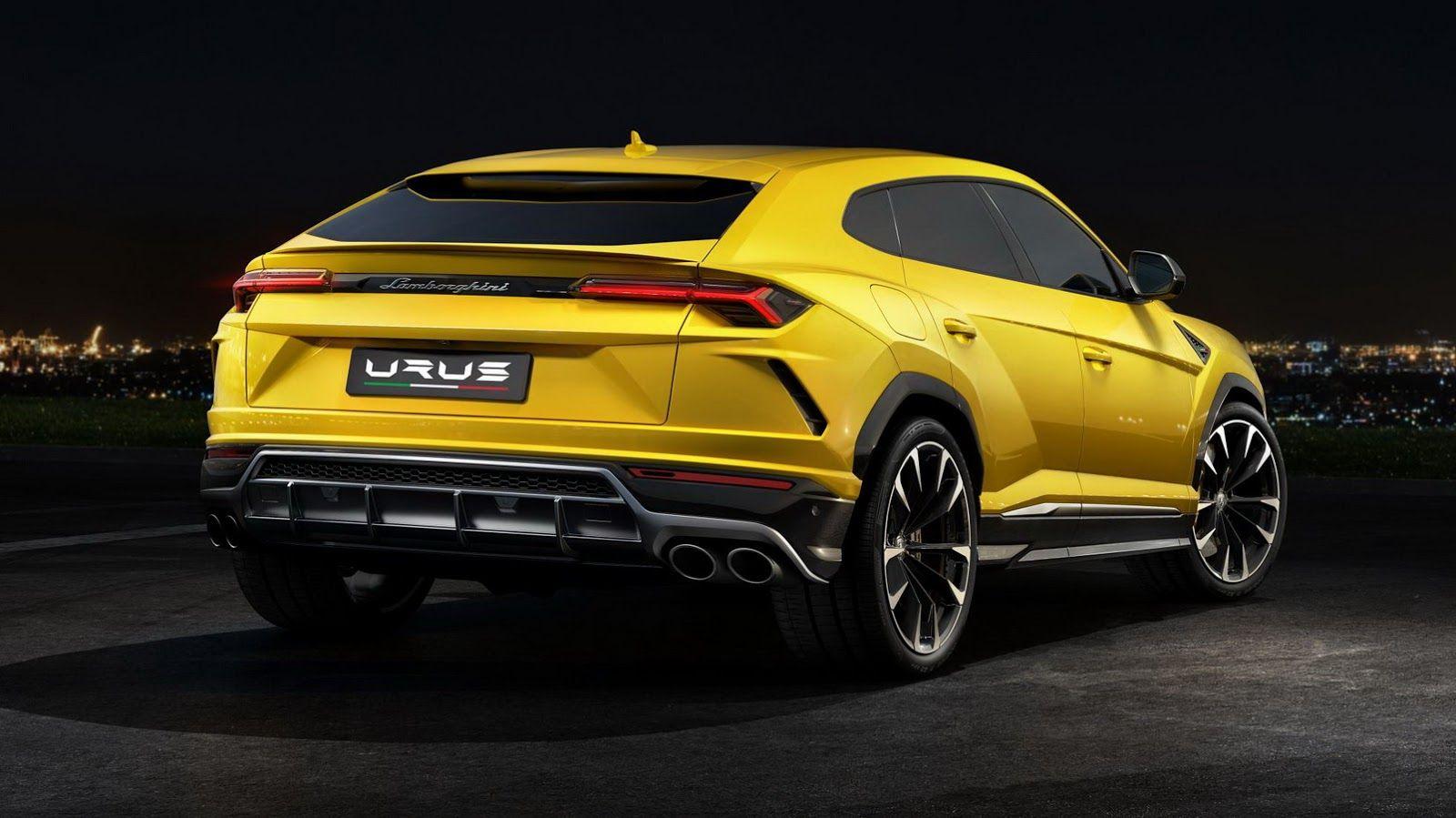 Lamborghini Launches Urus Super Suv Gives It 641hp To Play With Carscoops Lamborghini Car Backgrounds Lamborghini Cars