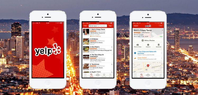 Image result for yelp app Yelp app, App, Yelp