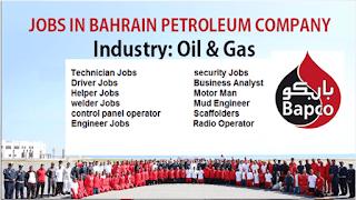 Top Five Bapco Jobs In Bahrain - Circus