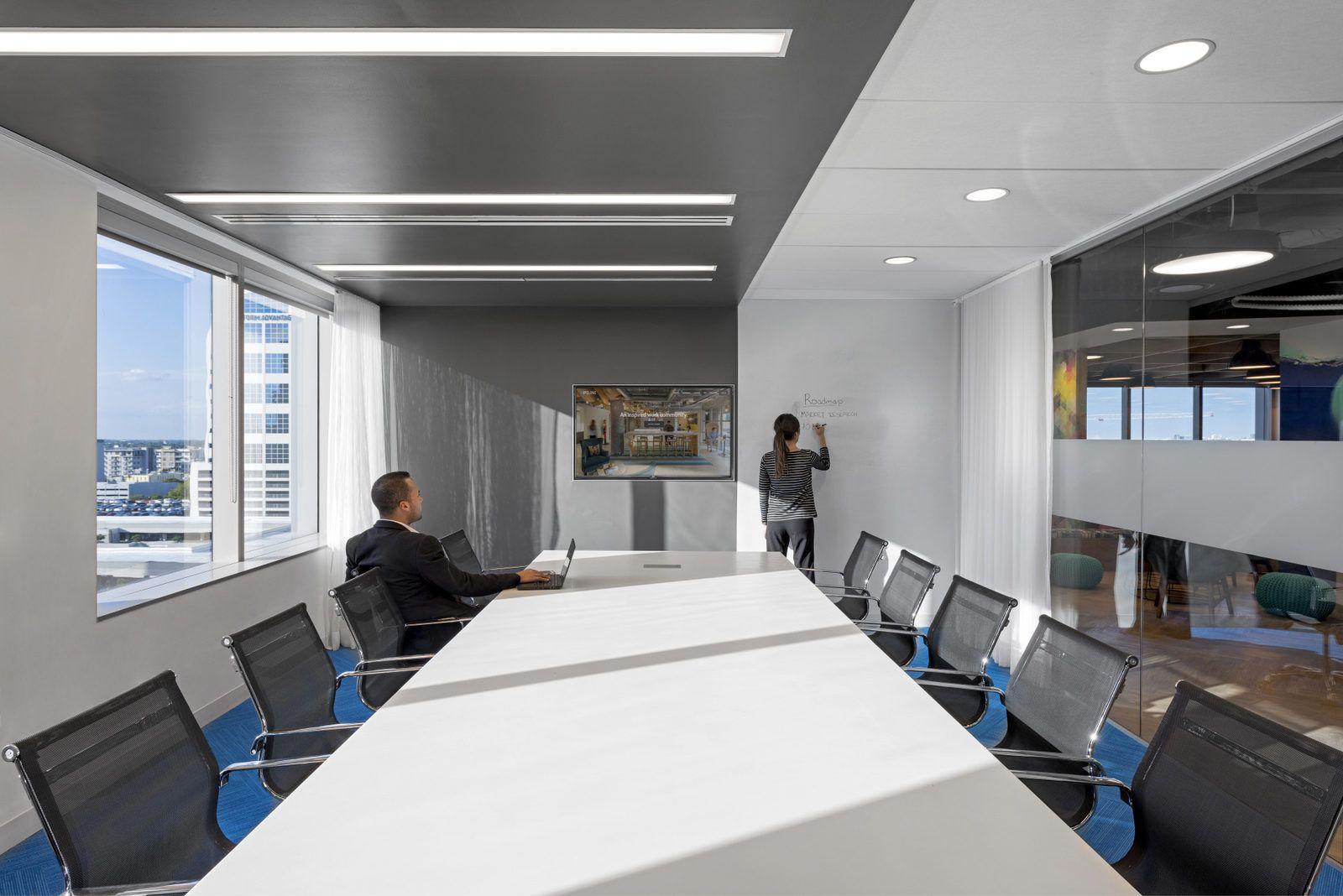 Office Tour Pipeline Offices Fort Lauderdale Office Interior Design Commercial Interior Design Commercial Design