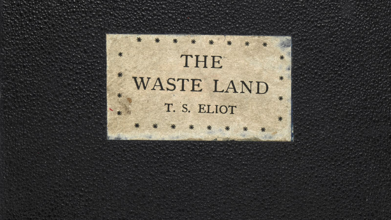 The Waste Land was radical in both style and substance. Roz Kaveney examines the modernist devices, cultural influences and literary collaborations that shaped this landmark poem.