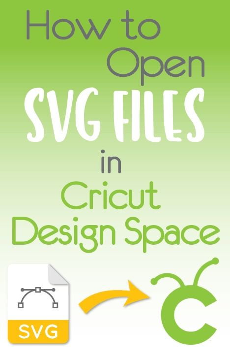 Download How to Open SVG Files in Cricut Design Space | Cricut ...