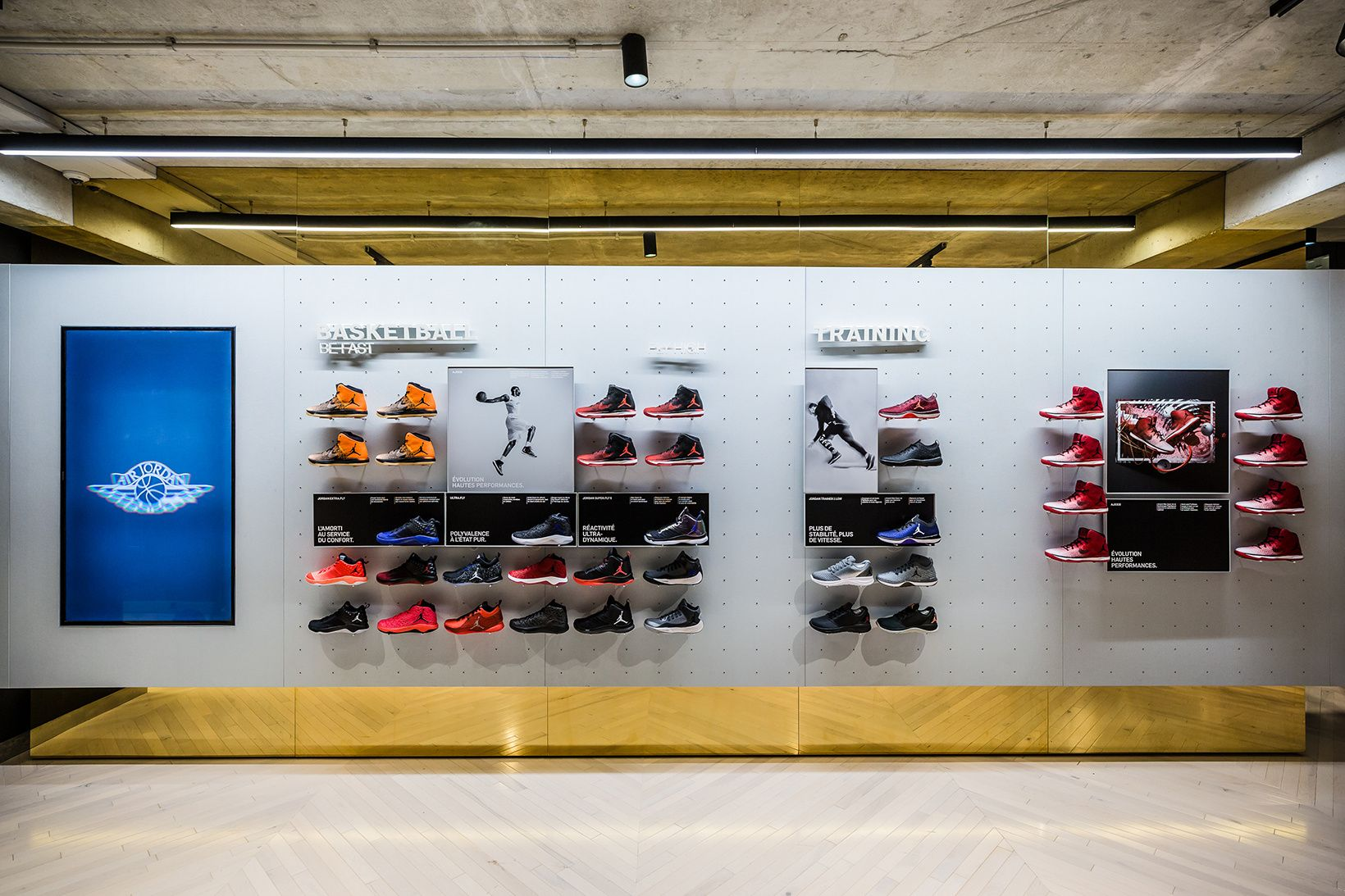Jordan Brand Pinnacle Store