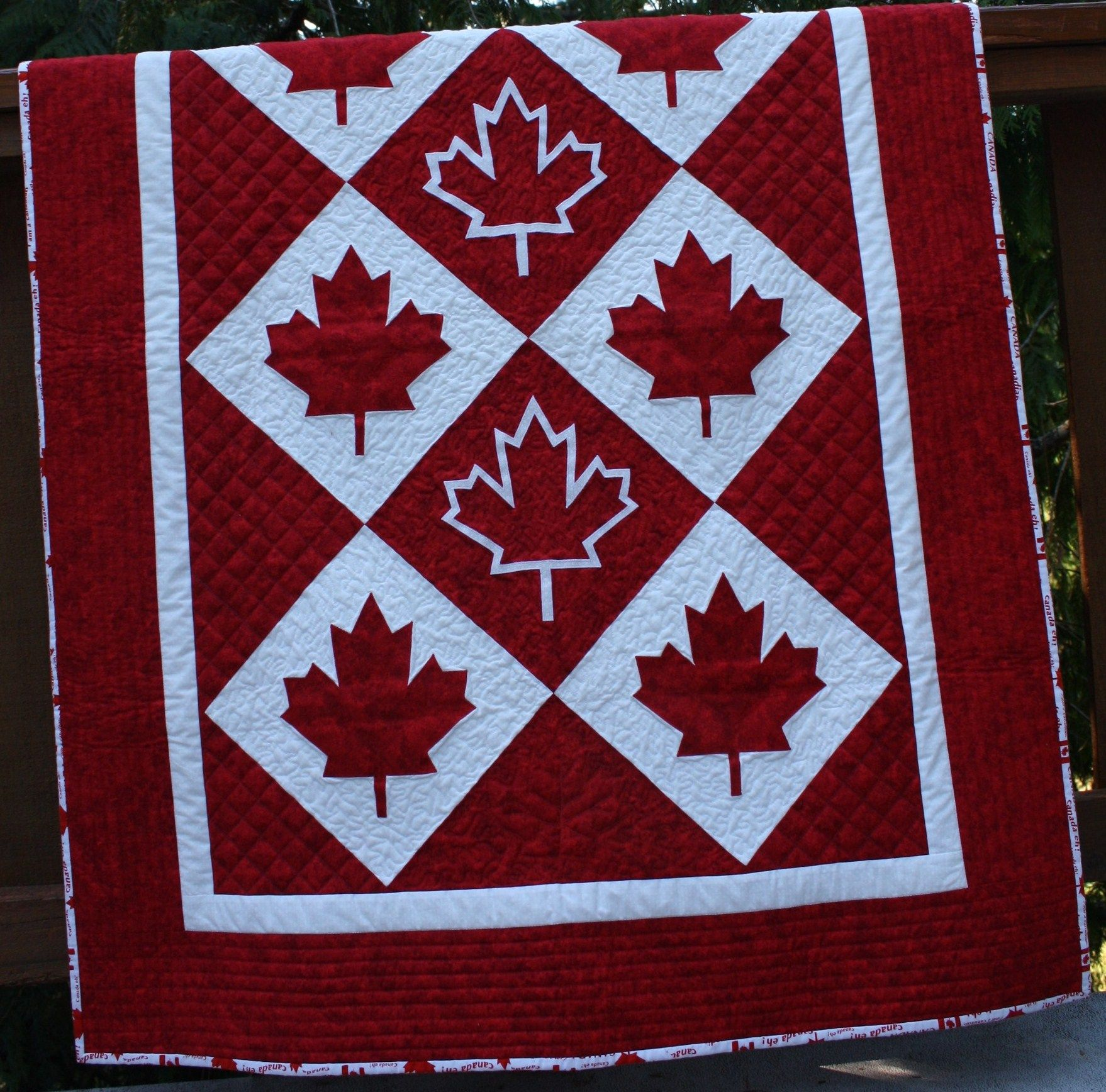 Love this pattern , but can't find lavender Hutt Designs that ... : canada quilts - Adamdwight.com