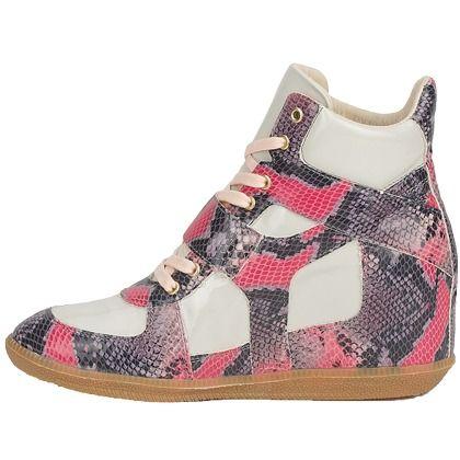 <3 weitere Sneaker findest Du hier: http://www.stylefruits.de/sneaker