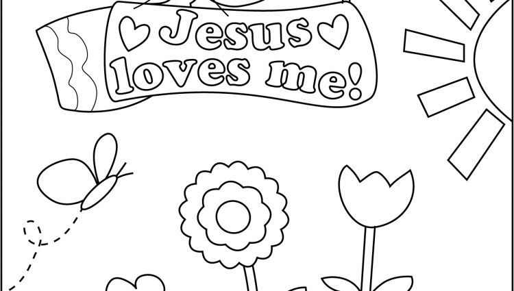 Luxurius Jesus Loves Me Coloring Pages Printables 64 For Your With Jesus Loves Me Coloring Pages Printables Coloring Pages Jesus Loves Me Super Coloring Pages