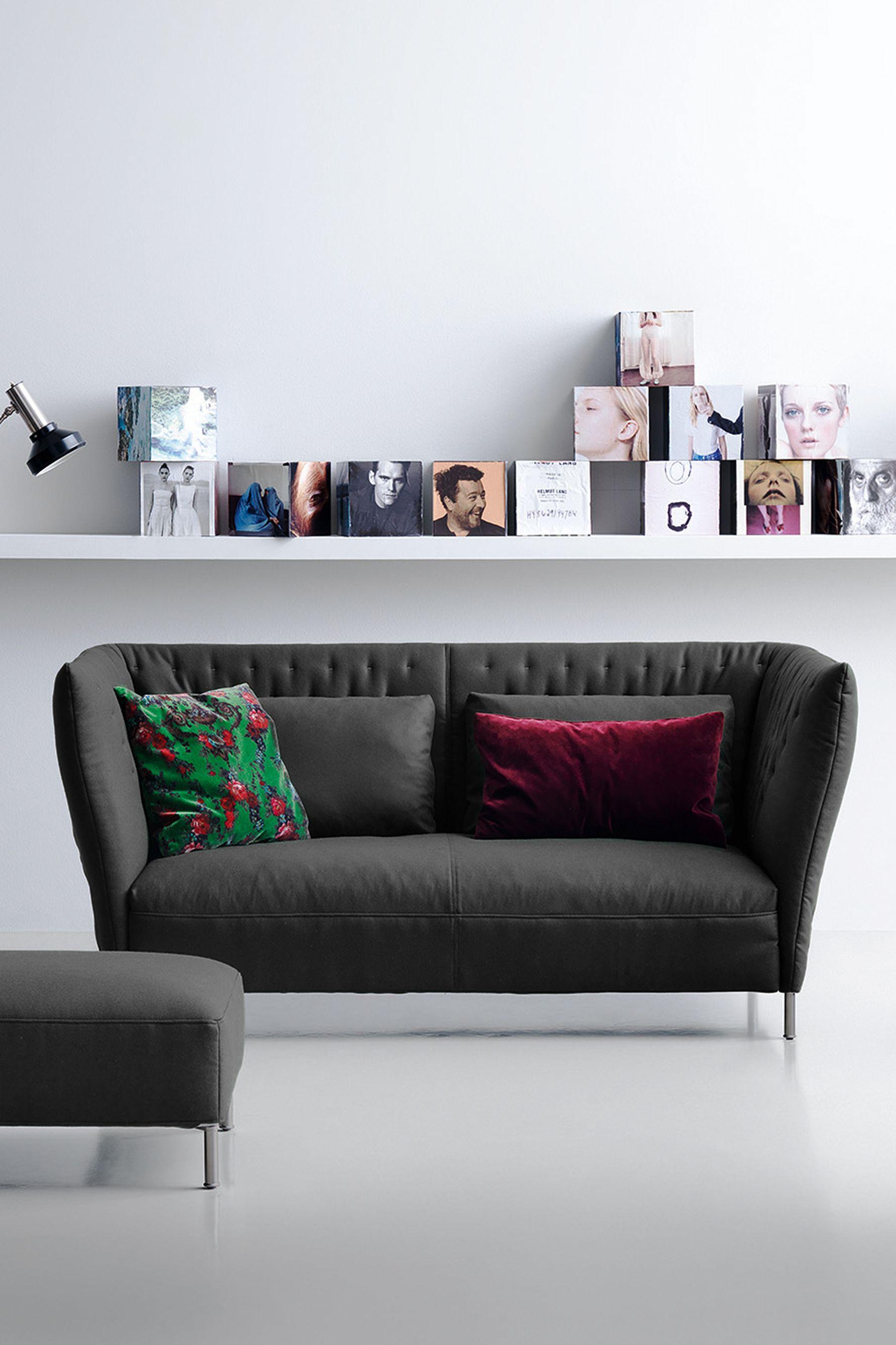 gemütliches sofa für kleine räume  single schlafzimmer