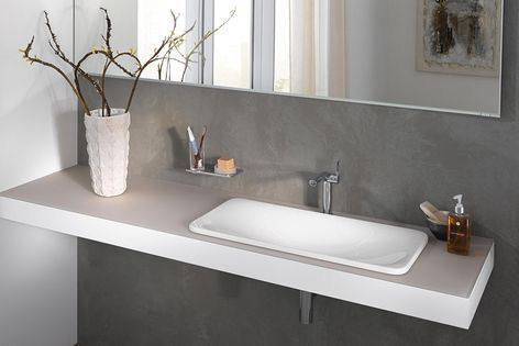Keuco Edition 400 washbasins from Rogerseller Bathrooms