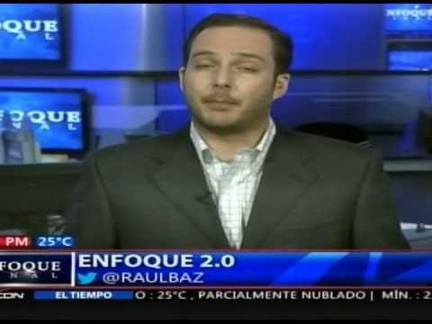 ▶ Enfoque 2.0 con Raúl Baz - YouTube