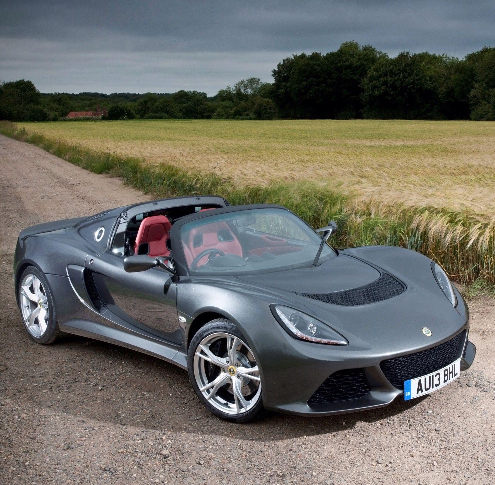 Lotus Exige, Lotus Car, Lotus