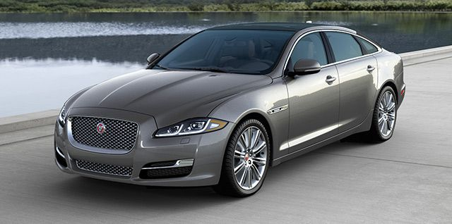 2017 Jaguar Xj Full Size Luxury Sedan Usa