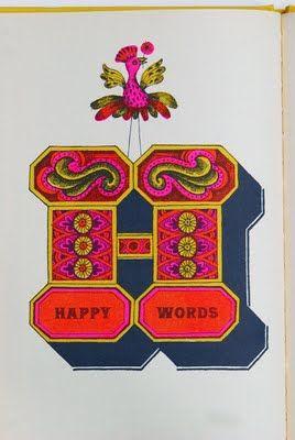 Book!s, designed by John Alcorn