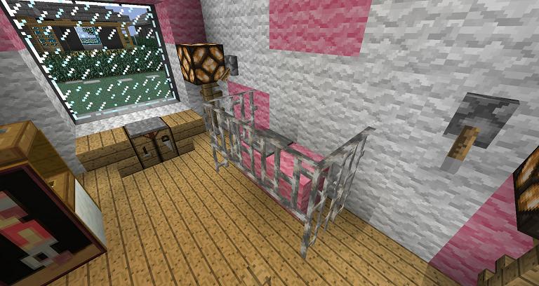 Bedroom Ideas On Minecraft minecraft furniture - bedroom | amazing minecraft builds