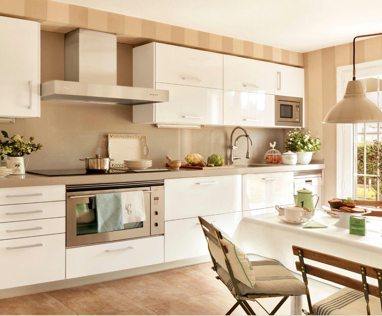 Pin de Vivien en lakberendezés | Pinterest | Cocinas, Cocinas ...