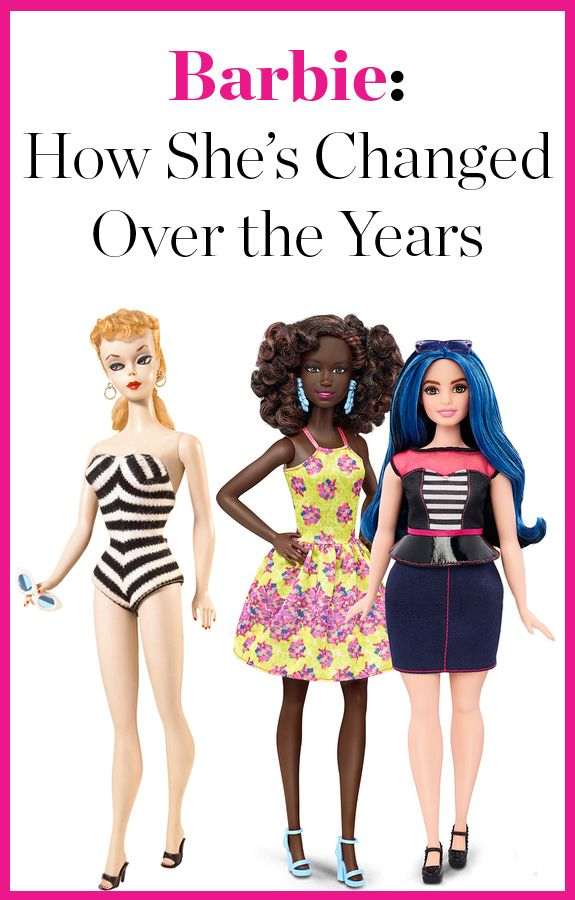 2016 The Barbie Collection Spring Catalog Culture Shaping Women Evolution Crafts