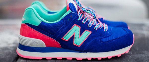 "New Balance 574BFP - ""Blue Candy""   B. Fresh Blog"