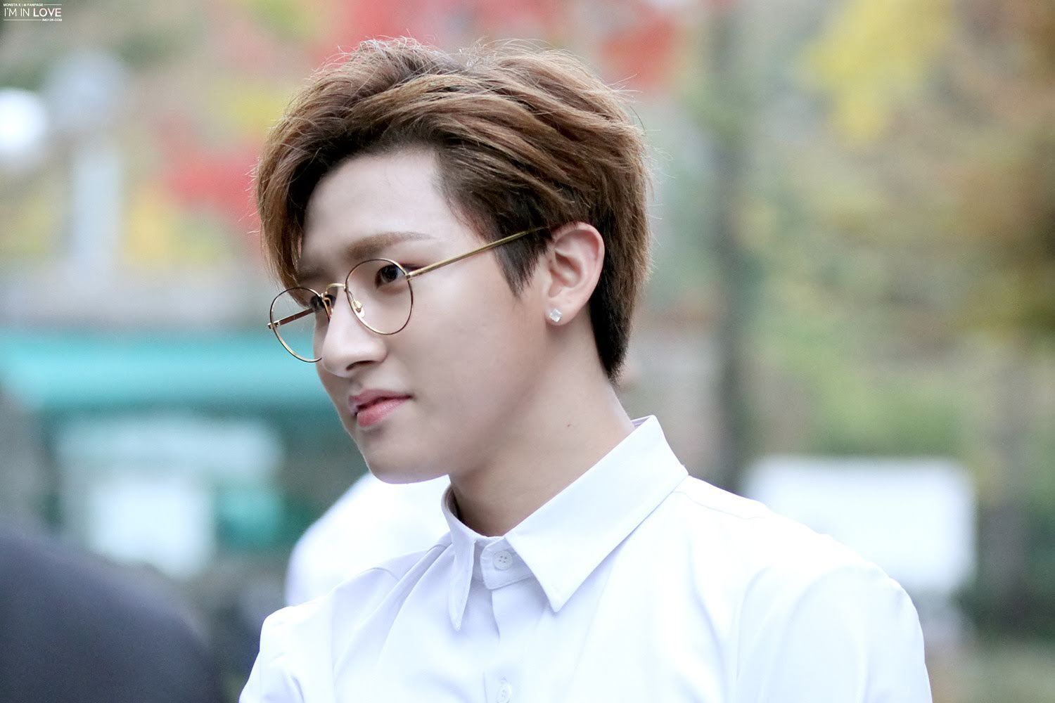 10 Male Idols Who Totally Look Like Hot Nerds In Glasses Koreaboo Monsta X Monsta X Wonho Celebrities