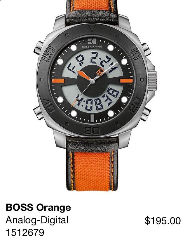 1c7b9553779c Reloj Hugo Boss Orange Plata 1512955 para Caballero-Liverpool es parte de  MI vida