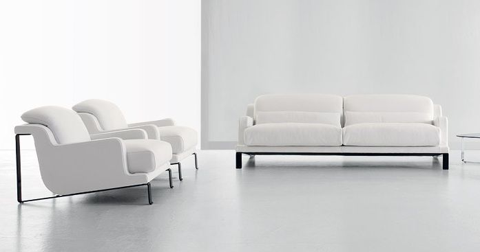 Modern High-End Leather #Sofa And Chair @ #Furniture #Toronto ...