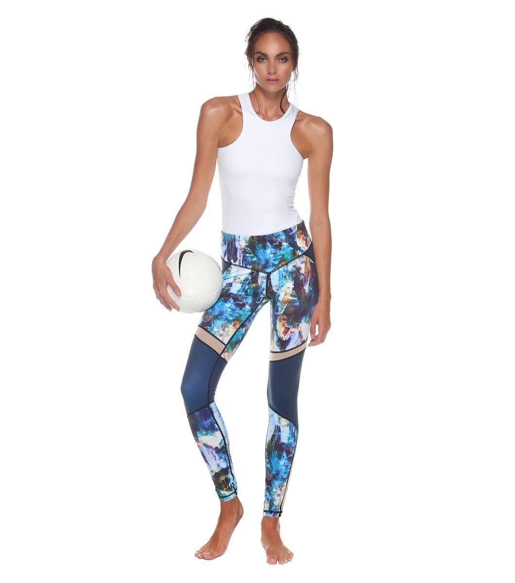 Aquarius Dream Splice Legging