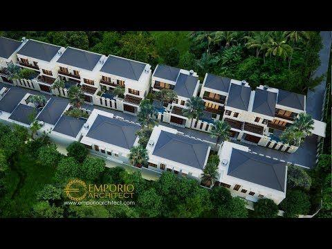 jasa arsitek gianyar bali desain kompleks villa ibu marina