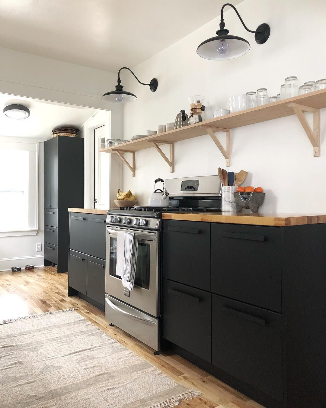 """28 Small Kitchen Design Ideas: Our Southern Story On Instagram: """"January Was A"""