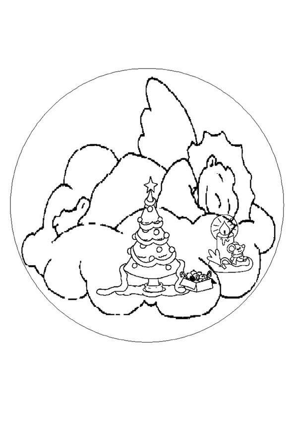 Coloriage Mandalas - Les beaux dessins de Autres à imprimer et ...