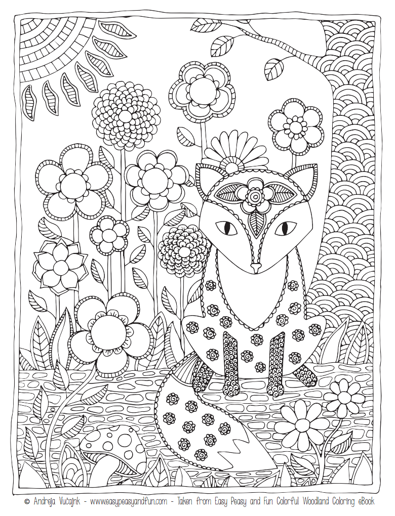Pin Auf Adult Colouring