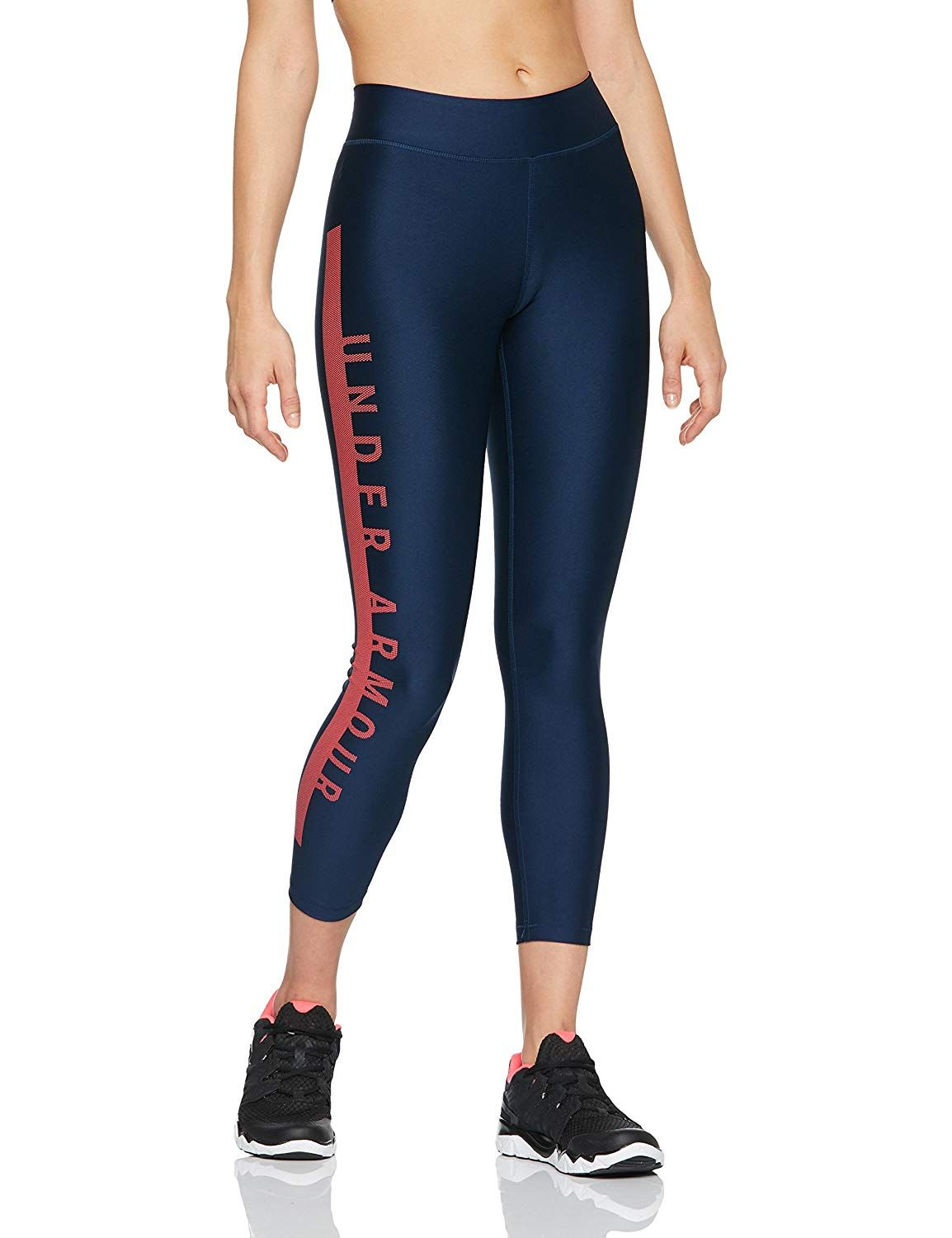 Under Armour Hg Armr Ankle Cp Women s Capri £15.00 - £191.58 Sale  Lower  price available on select options  UnderArmour  leggings ee1c2099ad