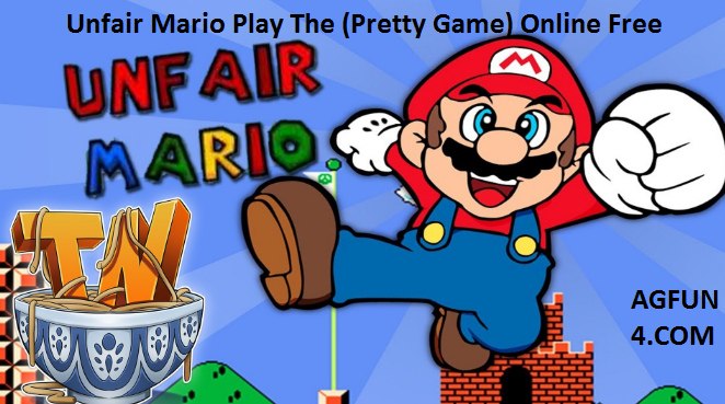 Unfair Mario Play The (Pretty Game) Online Free Mario