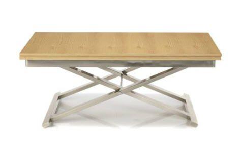 Table Basse Alinea Table Reglable Multi Positions Get Up Alinea