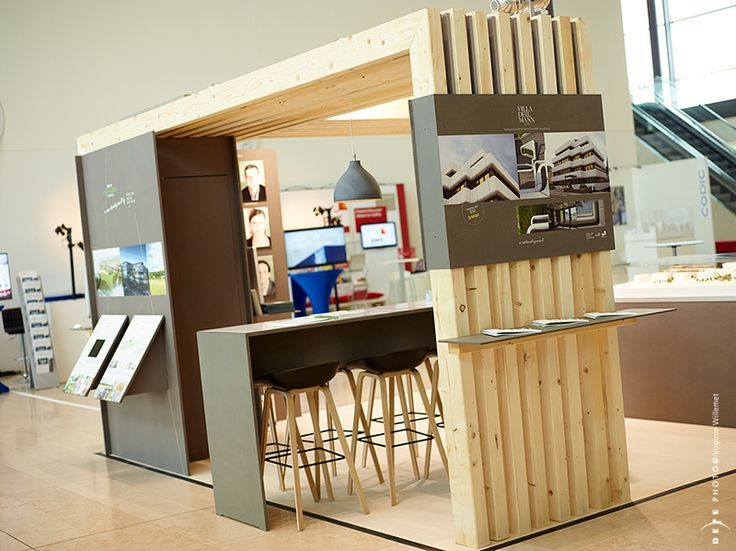 Booth concept design for fiabci elfy shopping