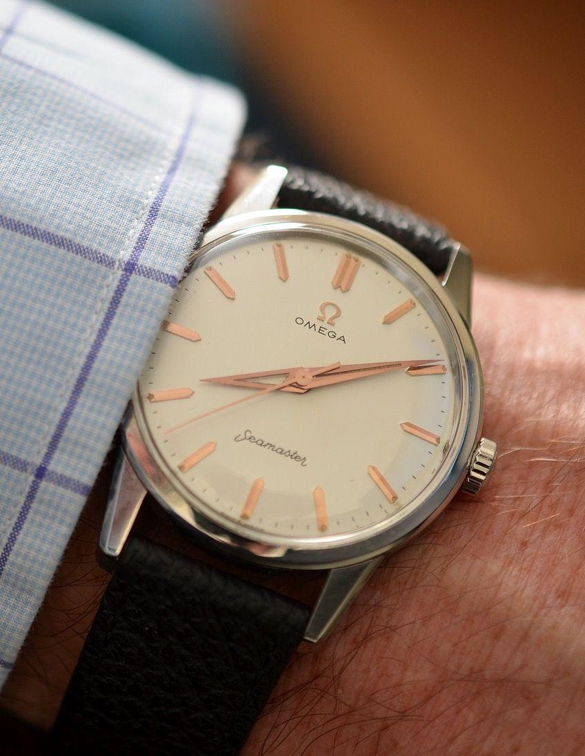 Omegaforums Net Upon A Time Vintage Omega Omega Seamaster Vintage Watches