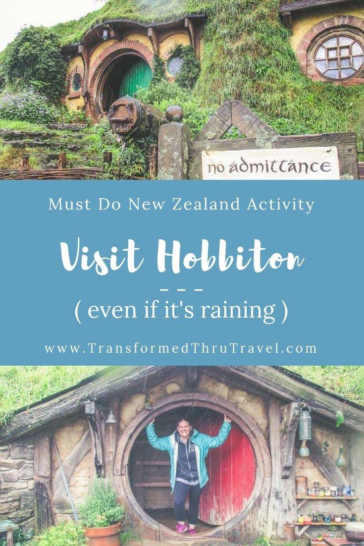 Hobbiton On a Rainy Day Insights + Tips Travel, New