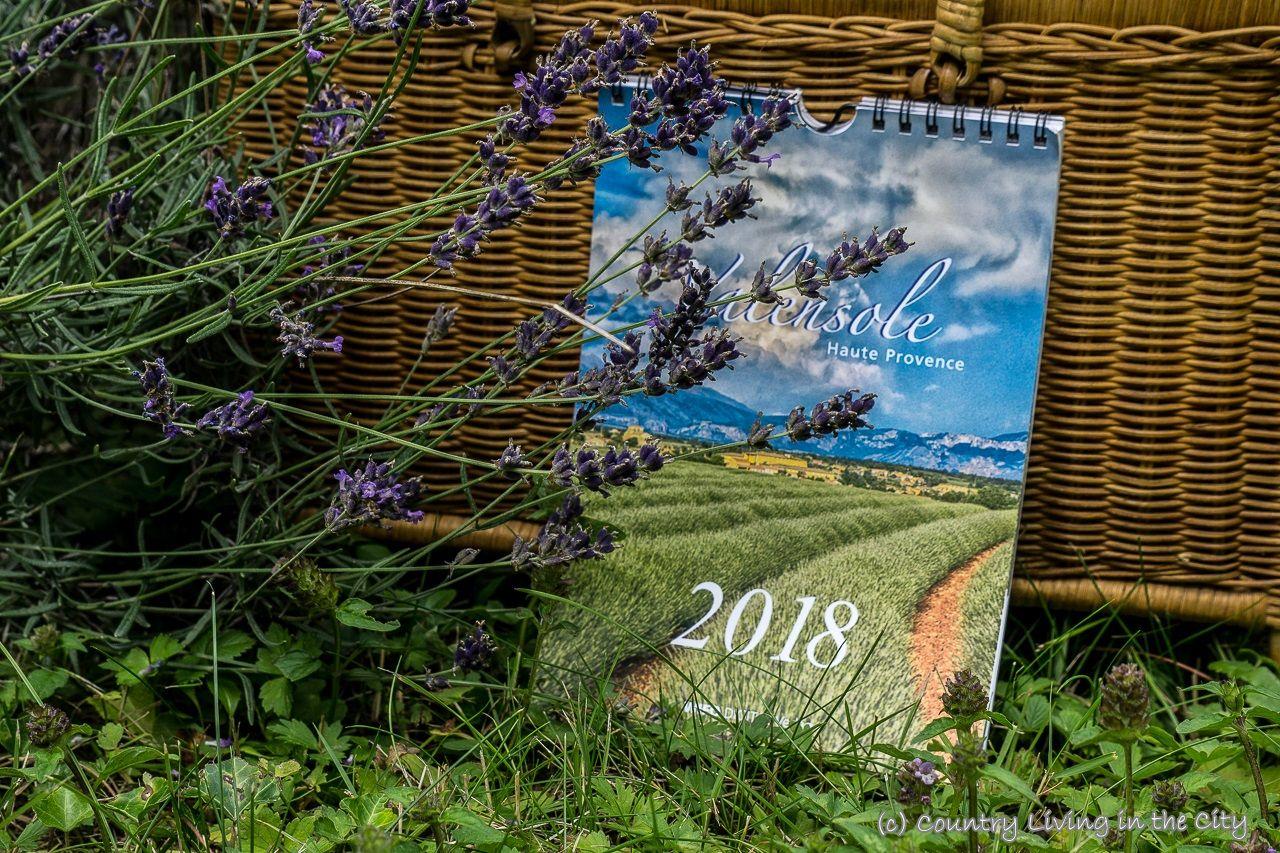 Provence-Kalender 2018