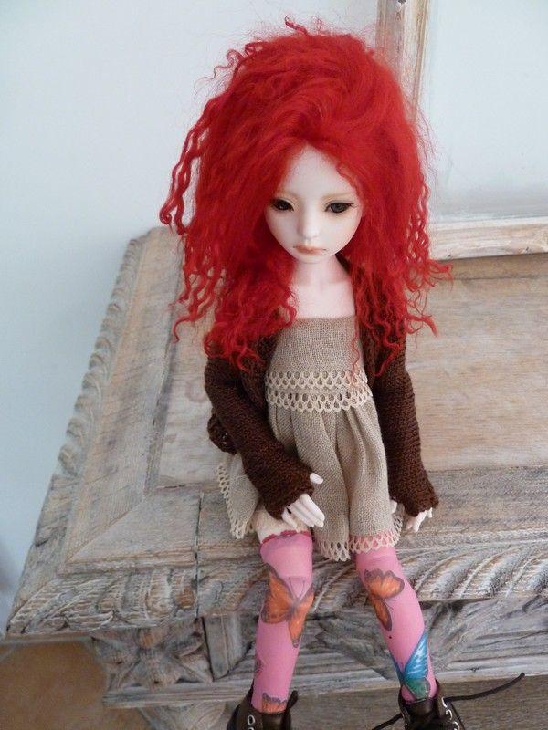Libbit @ Mi  J'adore ce style, elle est vraiment superbe!