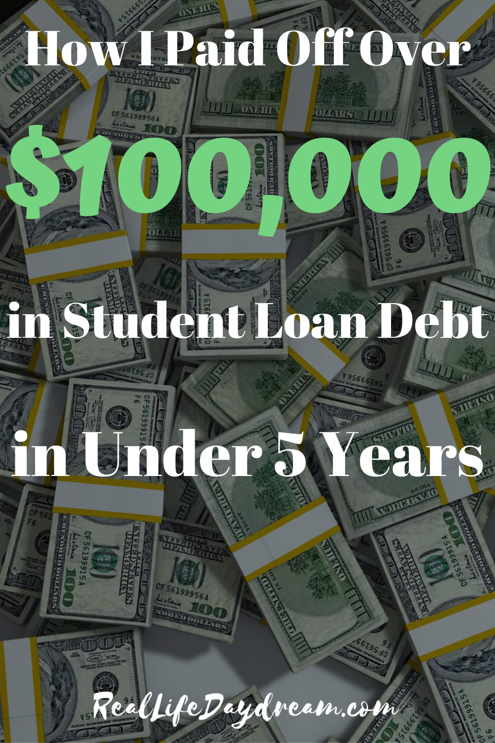 How I Paid Off Over 100 000 In Student Loan Debt In Under 5 Years In 2020 Student Loan Debt Student Loans Loan